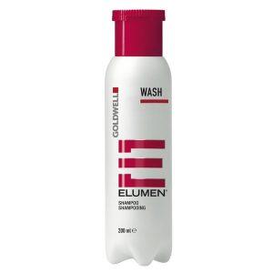 Goldwell Elumen Wash shampoo 250 ml. Ph-arvoltaan hapan shampoo.